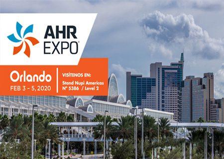 Italsan en AHR EXPO 2020