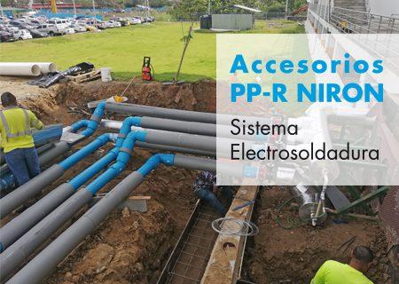 Accesorios eléctricos en PP-R, una solución