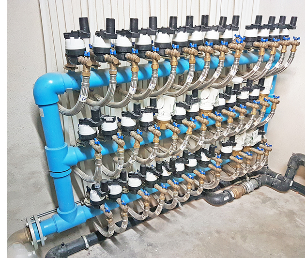 Válvulas y accesorios de polipropileno PP-R instalación