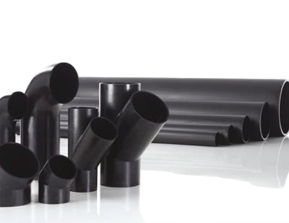 Tuberias y accesorios de polietileno HDPE