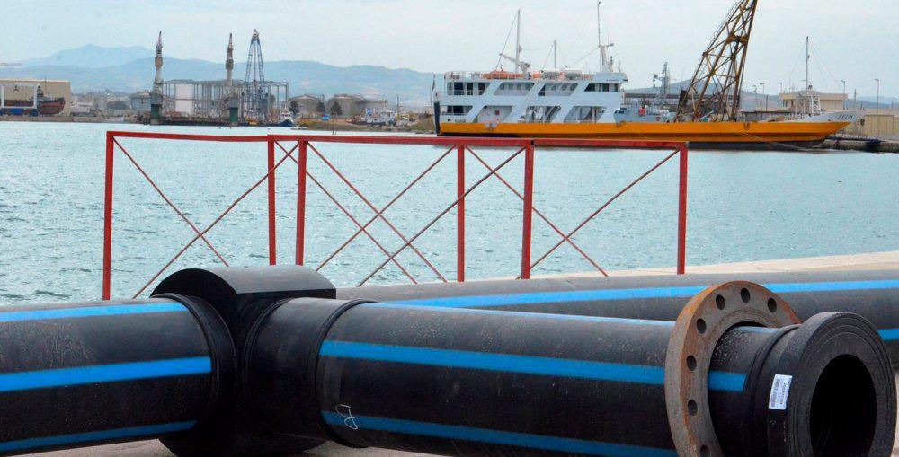 Instalaciones naval con tuberias NADIR