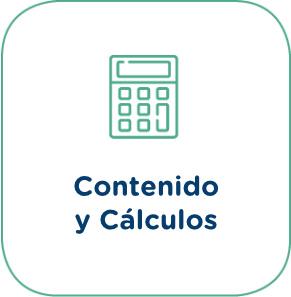 Contenido y cálculos BIM